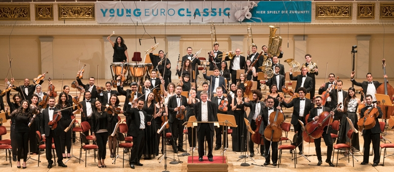 Young Euro Classic 2016: Arab Youth Philharmonic Orchestra